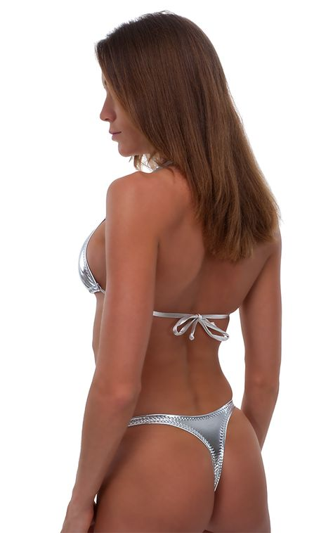 a6ad76001f3 B24 - Thong swimsuit bottoms with