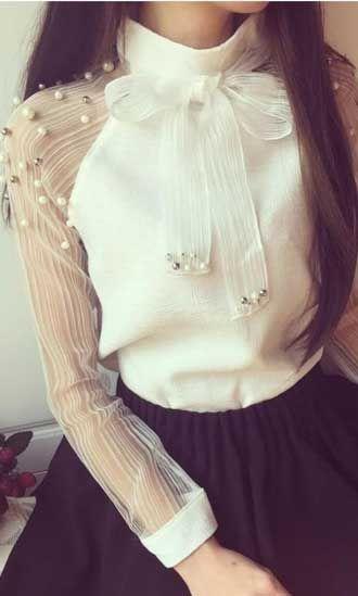 Bayan Bluz Isleme Bayan Bluz Top Bustiyer Bluz Bluzlar Uzun Kollu Bluz Bustiyer Bluz Modeller Kadin Kiyafetleri Elbiseler Tarz Elbiseler
