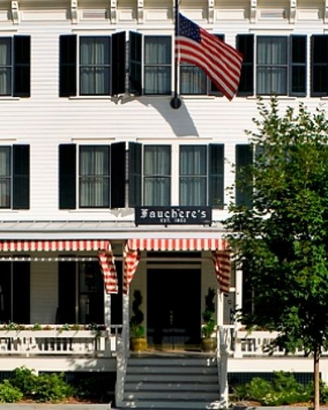 Hotel Fauchere Milford Pa Hotel Pennsylvania Hotel