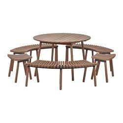 Ikea Tavoli E Sedie Per Giardino.Tavoli E Sedie Da Giardino Esterni Ikea Tavolo E Sedie Da