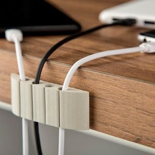 30 Creative And Easy Diy Charging Station Ideas Cable Holder Phone Charging Station Charger Station