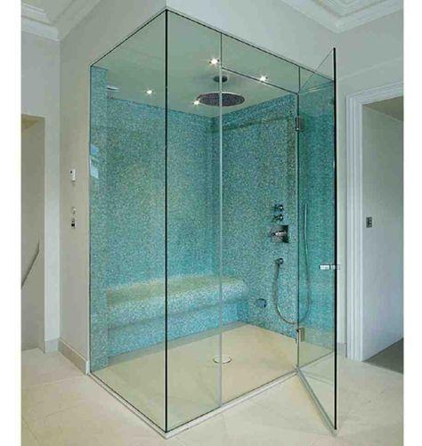 Custom Glass Shower Doors Frameless Install Glass Shower Door