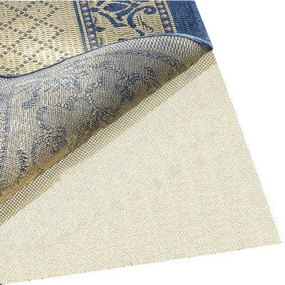 Symple Stuff Howells Indoor Outdoor Non Slip Rug Pad 0 13 Polyester Rugs Rubber Rugs Rugs