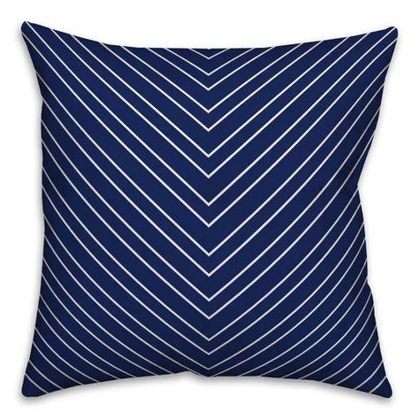 Keeling Chevron Throw Pillow Cover