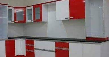Residential Interiors Home Interior Affordable Budgets Home Interior Ideas False Ceiling Tha In 2020 Black Kitchen Decor Interior Design Kitchen Modern Kitchen Design