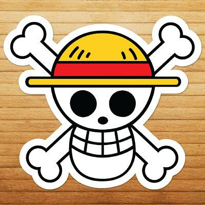 Robin One Piece Jolly Roger Nursery Wall Car Die Cut Window Vinyl Decal Sticker
