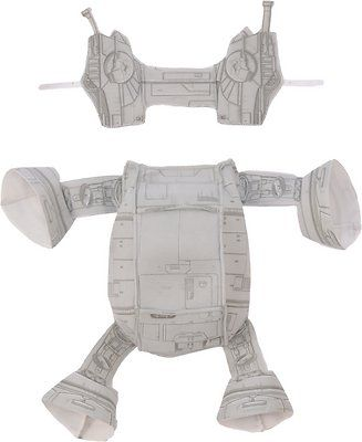 Rubie S Costume Company At At Imperial Walker Dog Costume Medium