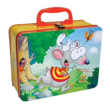 Toopy and Binoo - Metal tin box | Children , 2-5 yrs , Activity and seasonal, 6-8 yrs, Preschool, Toopy and Binoo, Amuze | Jeux de société Gladius International