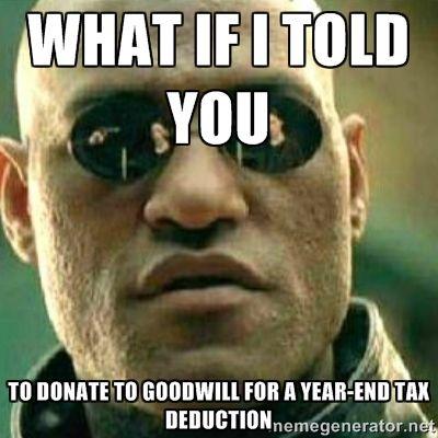 77305c27151a1ba7845d413b83c36a8a what if what to do when goodwill meme springclear www horizongoodwill org nonprofits