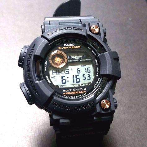 f401dd72f3 G-shock brand new frogman gwf-1000b-1jr rose gold limited edition japan  version en 2019 | JAPANESE WATCHES | Reloj