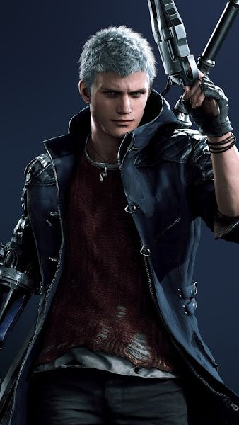 Pin On Devil May Cry Anime Game