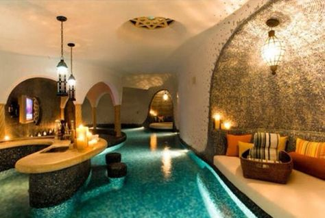 I wonder if putting a waterslide out of the master bath into the