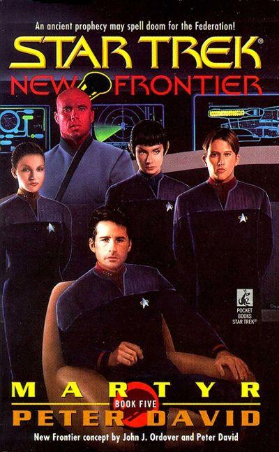5 Martyr Star Trek Books Star Trek Trek