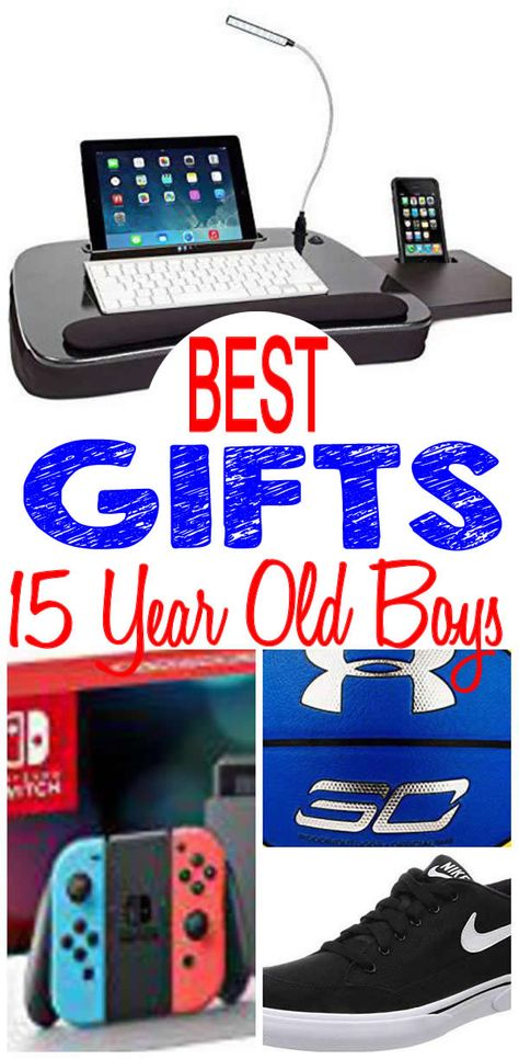 Time For Christmas Gifts BEST 15 Year Old Boys