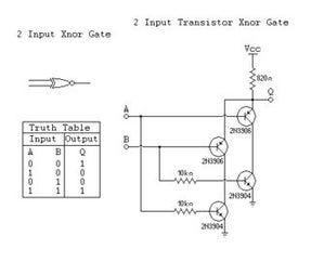 Dual Logic Transistor Gates Transistors Electronic Engineering Gate