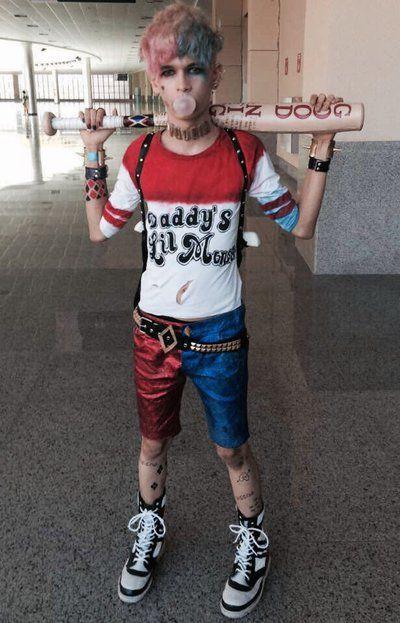 Harley Quinn Male Cosplay