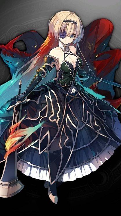 グリムノーツ】星7カオス・ジャンヌ評価とステータス - Gamerch ...