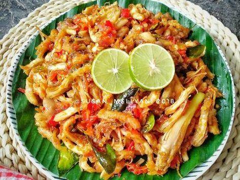 Resep Ayam Jerit Oleh Susan Mellyani Resep Resep Ayam Resep Masakan Pedas Makanan Dan Minuman