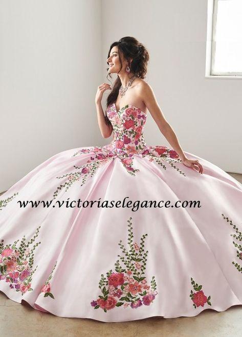 Mikado Ball Gown Mary's MQ2066 – Victoria's Elegance Quinceañera & Bridal