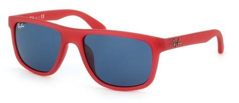 Gafas Ray Ban Junior RJ 9057S 197 80 Roja con lente azul 52,00 ... 6d182acf77