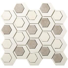 Emser Catalyst 10 Pack Pluto Concrete Border Tile 13 In X 14 In Lowes Com Emser Border Tiles Concrete