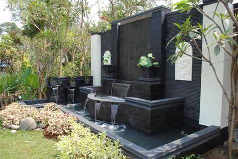 air terjun dinding - yahoo hasil image search | minimalis