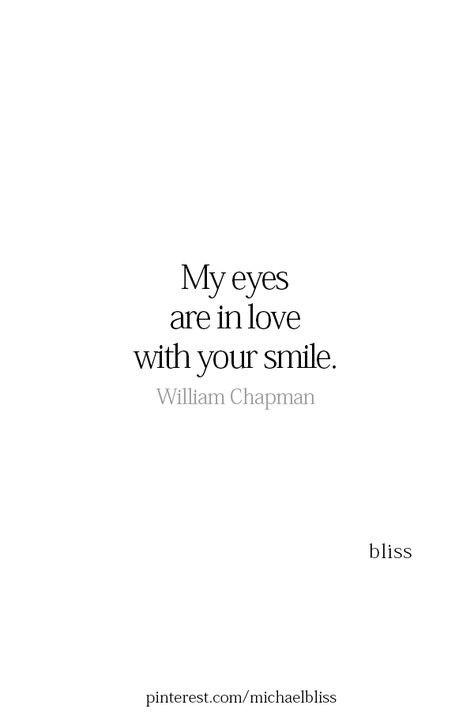 And this is why I gotta make sure you are always smiling ❤