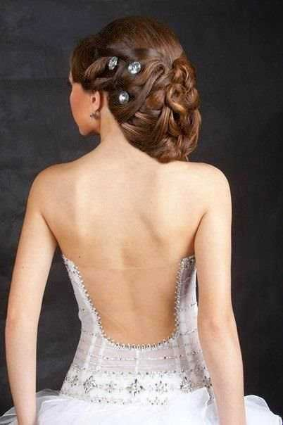 Wunderbare Orientalische Haarschnitt Frisuren Stil Haar Haar Styling Frisur Braut Frisuren Langhaar