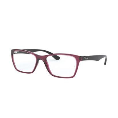 Armacao De Oculos Ray Ban Rb7033l Feminina Feminino Armacoes De