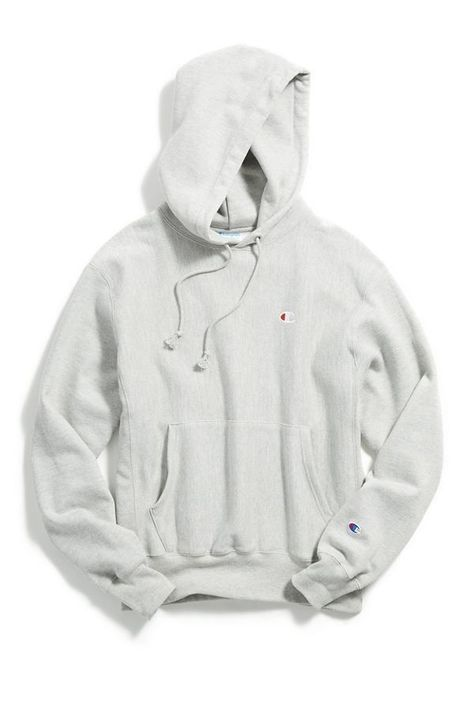 12e26a8c Champion x Urban Outfitters Reverse Weave Grey Hoodie #fashion #clothing #