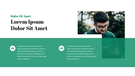 O.ne - PowerPoint Presentation Template