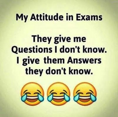 Funny Exam Quotes And Funny Quotes About Life Very Funny