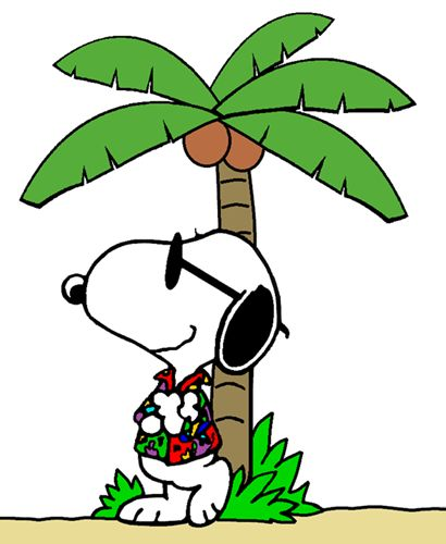 Summer snoopy. Best images in