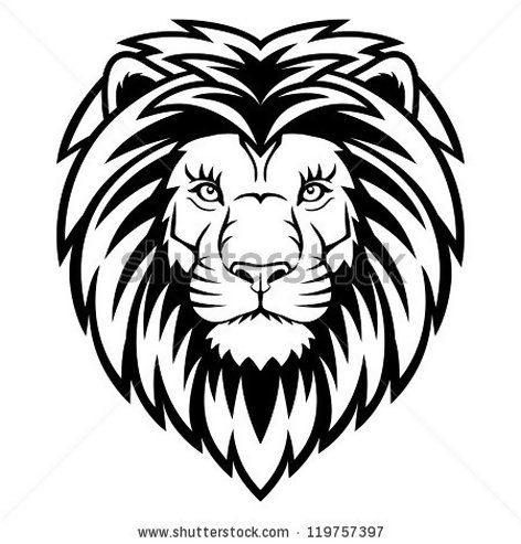 Lion Head Coloring Pages Google Search Lion Head Drawing Lion Drawing Cartoon Lion