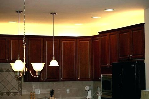 Best Cabinet Lighting Wall Lights Cabinets Over