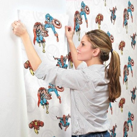 Marvel Comic Cover Peel And Stick Mural In 2021 Marvel Comics Covers Marvel Posters Marvel Comics Wallpaper
