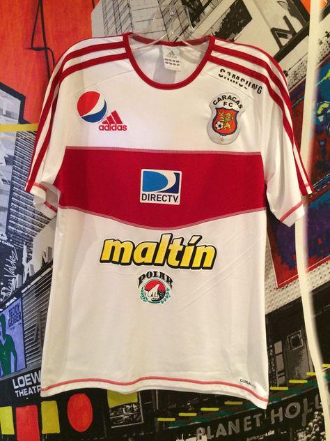 ADIDAS Vintage CARACAS FC 2014 2015 Away jersey Soccer Shirt Futbol  Venezuela S  adidas  Jerseys y  CaracasFC  Soccershirts 36fe0ff98
