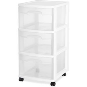 High Quality Rubbermaid Storage Cart With Drawers
