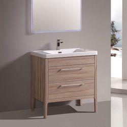 Ambudkar 27 Single Bathroom Vanity 30 Inch Bathroom Vanity