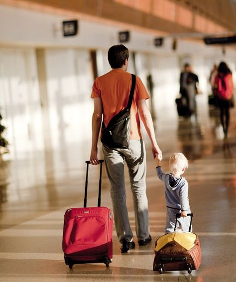 Have Kids, Will Travel - Tell Them What's Coming - mom.me
