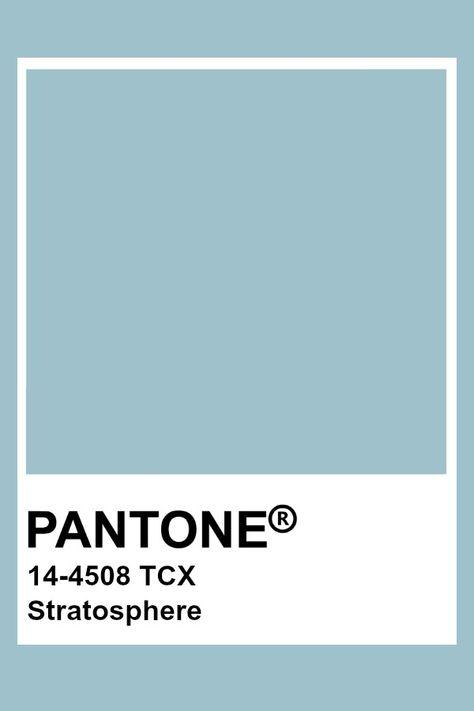 Pantone Stratosphere