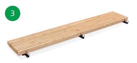 Mocopinus Terrassensystem Pinutex Sib Larche Vorgefertigte Terrassen Mein Wohndesign24 De In 2020 Terrasse Terrassenbelag Betonplatten