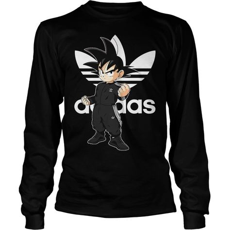 tee shirt adidas dragon ball z