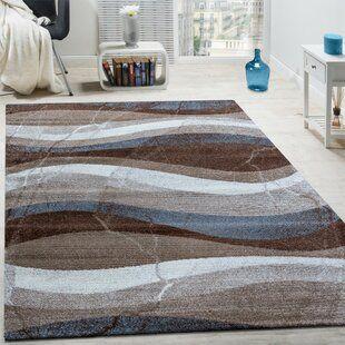 Well Woven Teppich Ruby In Beige Wayfair De In 2020 Teppich Design Teppich Grau Teppich