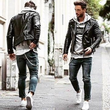 In this new Era everyone wants something new and different. So here is another superb leather jacket for those people. This top fashion style leather jacket is for our most valued customer. It is made with real leather and top quality material.