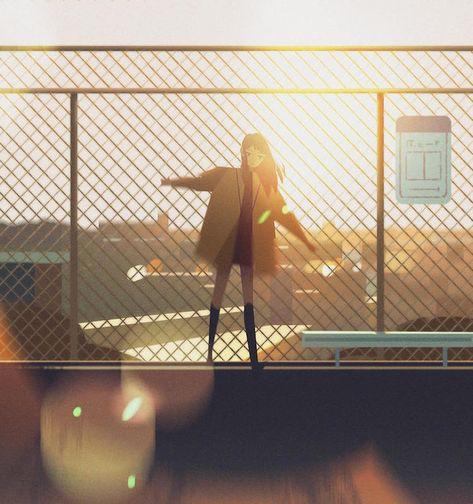 Digital Art by Jenny Yu