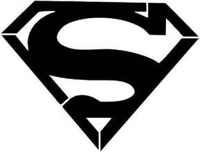14 Superman Logo Silhouette Free Cliparts That You Can Download To You Superman Silhouette Silhouette Pictures Stencils