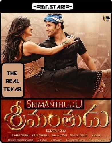 Srimanthudu 2015 480p Hindi Dubbed Uncut Hdrip X264 Movies Online Free Film Free Movies Online Movies To Watch Online