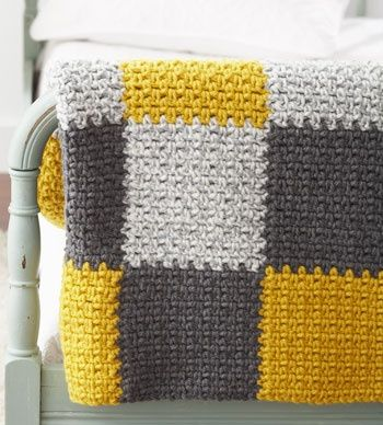 LOVE grey + yellow!