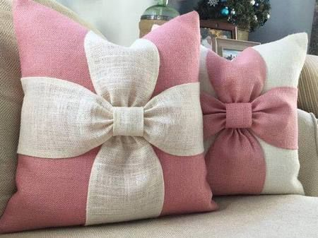 Ideas para Hacer unos Bonitos Cojines Rusticos | Almohada de